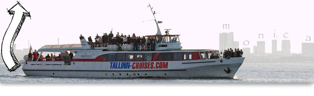 Pulmade korraldamine laevas Monica