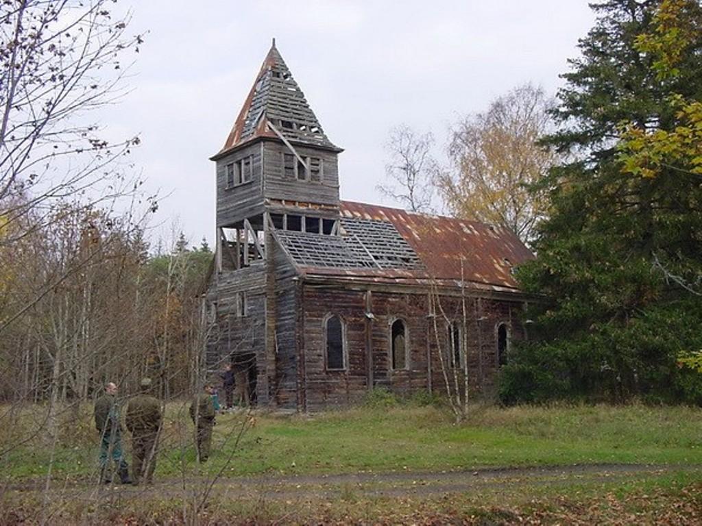 Naissare kirik, foto: J.Vali