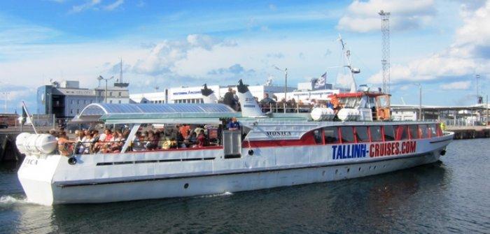 Peoruumid Tallinnas - reisilaev Monica